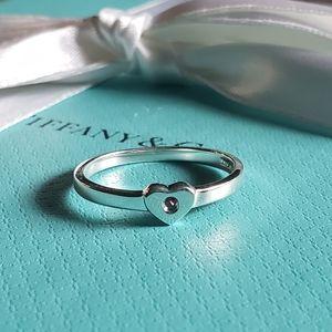 Tiffany&Company Paloma Picasso pink heart ring